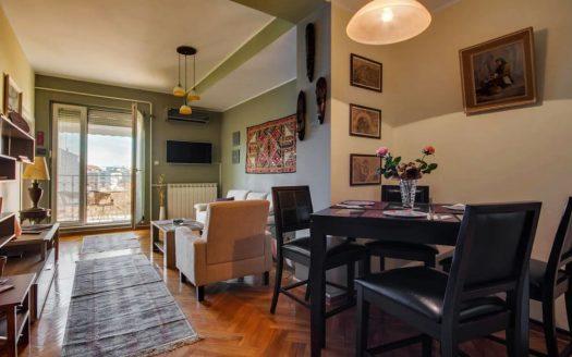 Apartman Dorcol view