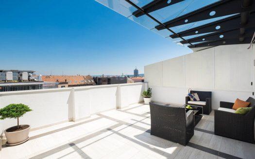 Apartman pesacka zona Beograd Studio Bah Knez Mihailova terasa