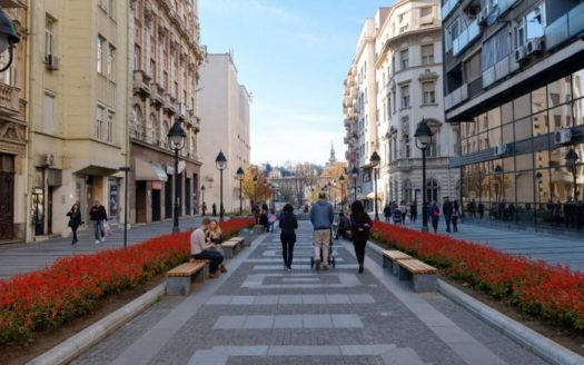 What to see in Belgrade Knez Mihailova Street