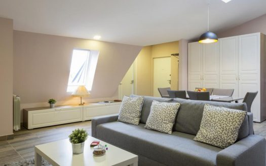 Apartman delice dnevna soba