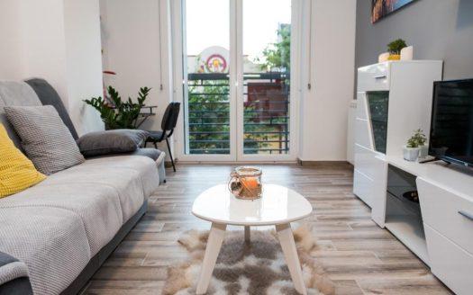 apartment rea subotica terrace