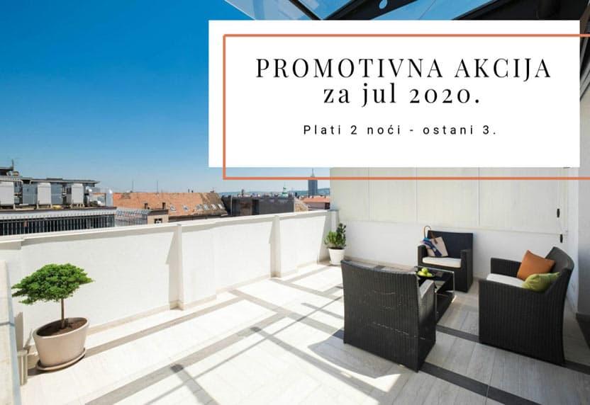 basco specijalna ponuda apartmana za jul