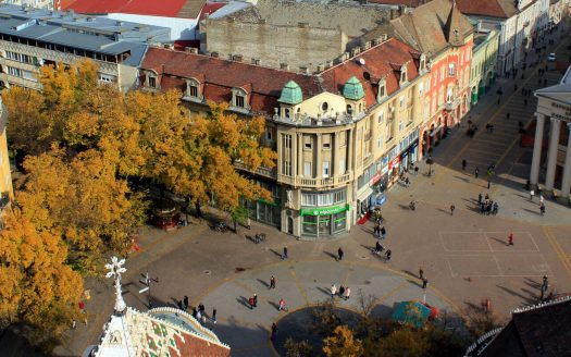 What to see in Subotica